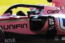 Force India had big issues incorporating the Halo into their 2018 car design