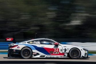 BMW RLL Team M8