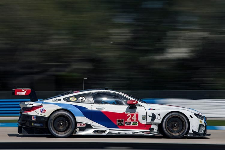 Bmw Hit With Bop Ballast Ahead Of Wec Prologue The