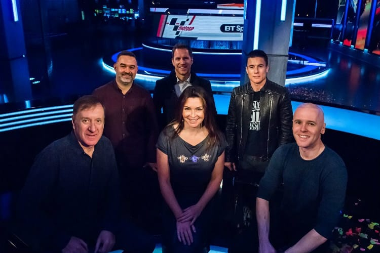 BT Sport MotoGP Team