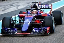Toro Rosso's 2018 Halo is likely to be more visually refined than seen in its testing programme