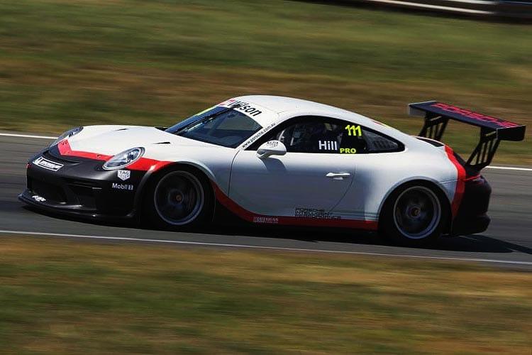 Cameron Hill - 2018 Porsche Wilson Security Carrera Cup Australia