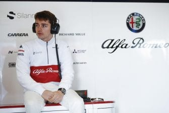 Charles Leclerc will reunite with Frederic Vasseur in 2018