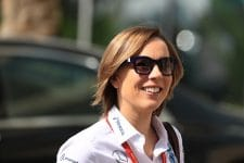 Claire Williams is glad drivers bring money into Formula 1