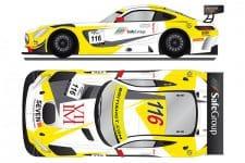 ERC Sport Mercedes-AMG GT3