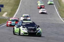 Nagy leads ETCC race at Nurburgring