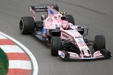 Force India will need to score podiums in 2018 to finish fourth again in the championship