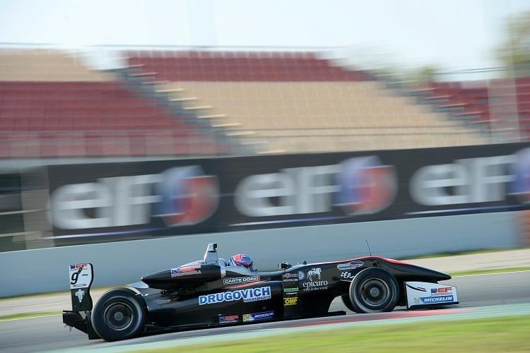 Felipe Drugovich will race for RP Motorsport in 2018