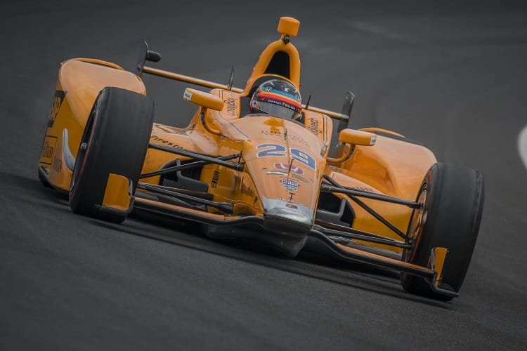 McLaren raced in the Indy 500 in 2017 but won't return this year