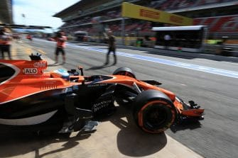 McLaren feel more ready for pre-season testing in 2018 than they did whilst running with Honda power