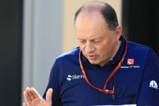 Frederic Vasseur suggests Liberty Media's recent changes won't have any effect on the racing in 2018