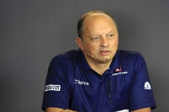Sauber's team principal says it is a huge step for the team to get Alfa Romeo as title sponsor