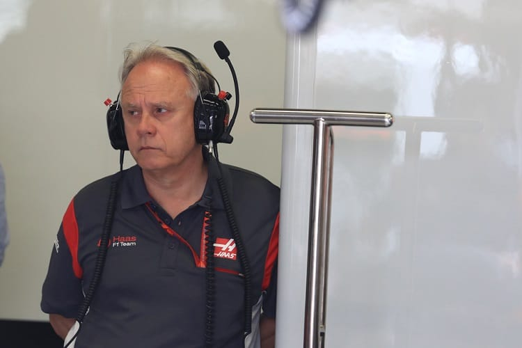 Gene Haas has clarified his teams position about potentially hiring American drivers