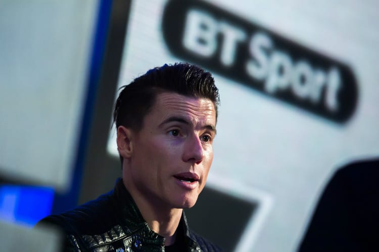 James Toseland - MotoGP BT Sport Interview