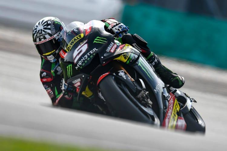 Johan Zarco - MotoGP Keith Huewen Interview
