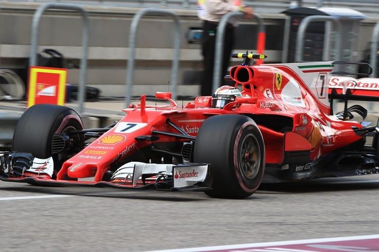 Kimi Raikkonen was criticised by Sergio Marchionne in 2017