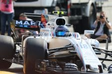 Lance Stroll believes Williams would do well in 2018 to retain fifth place