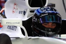 Lance Stroll will begin his second season in F1 in Australia next month