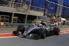 Lewis Hamilton believes Mercedes can finish every race in 2018