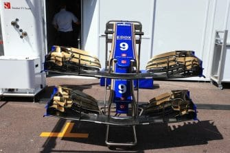 Sauber will need big gains with their aerodynamics in 2018 to be competitive, according to Frederic Vasseur