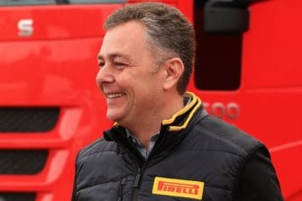 Pirelli say they get better feedback from race drivers than young or test drivers