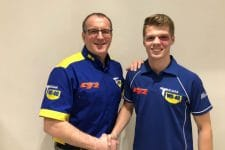 Mason Law to make BSB Debut with Team WD40