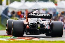 McLaren has announced a partnership with Brazilian oil company Petrobras, starting from 2019