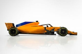McLaren launched their MCL33 on Friday