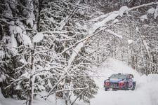 Thierry Neuville Rally Sweden 2018