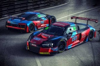 Audi R8 LMS GT3- OD Racing Team WRT