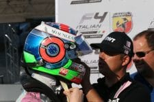 Olli Caldwell (BWT Mucke Motorsport,Tatuus F.4 T014 Abarth #64)
