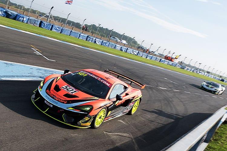 PMW Expo Racing McLaren