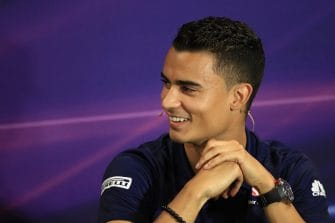 Pascal Wehrlein will share reserve driver duties at Mercedes with George Russell