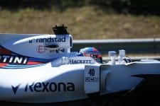 Paul di Resta feels the 2018 Williams line-up is a risky one