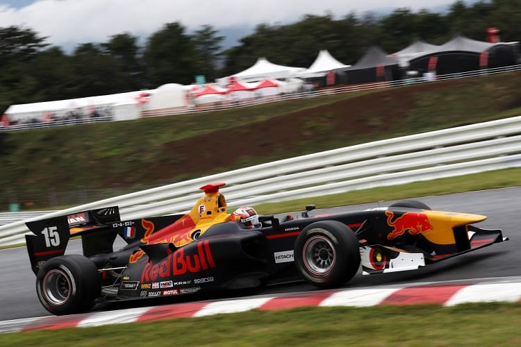 Pierre Gasly finished runner-up in Super Formula last year