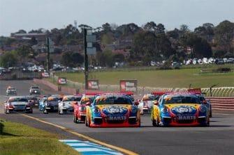 Porsche Wilson Security Carrera Cup Australia Championship