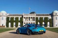 Porsche 911 GT2 RS at Goodwood House