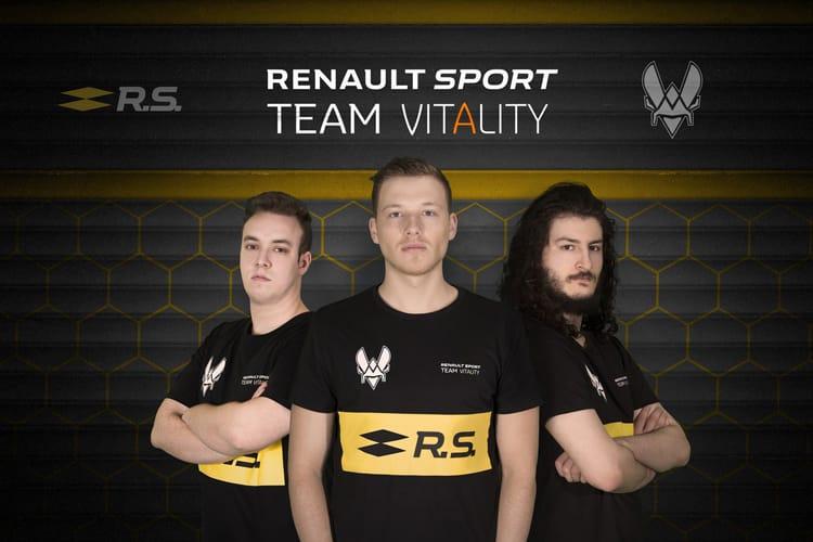 Renault Sport Racing Team Vitality