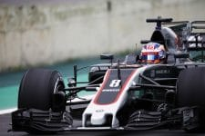Haas is looking for a one second gain on Ferrari in 2018