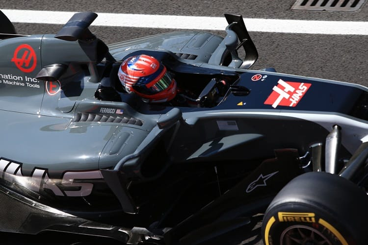 Santino Ferrucci could remain a Haas Development Driver for a third season