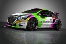 Sebastien Loeb Racing FIA World Rallycross