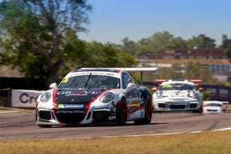 Stephen Grove - Porsche Carrera Cup Australia