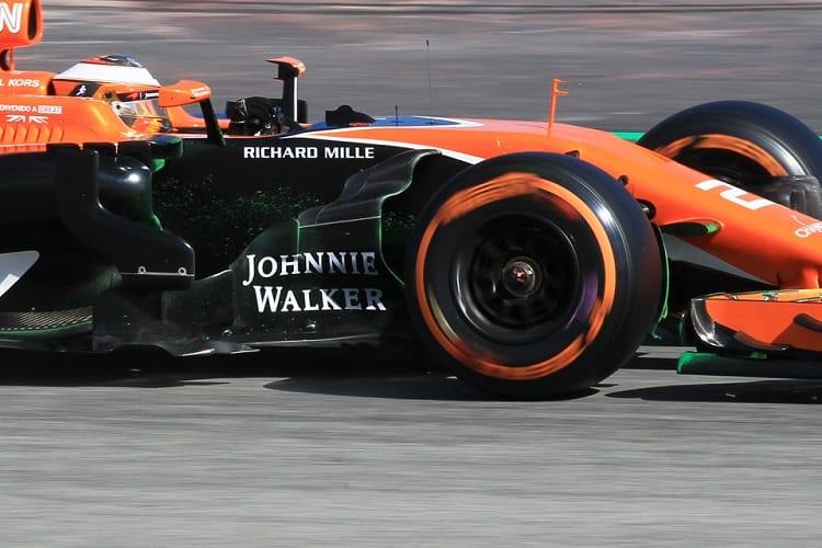 Honda mechanical issues left McLaren on the back foot in all three seasons together