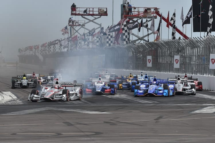 2018 Verizon Indycar Series Grand Prix Of St Petersburg