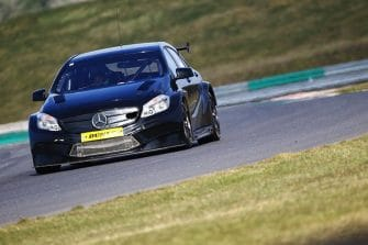 Tom-Oliphant - Ciceley Motorsport Mercedes