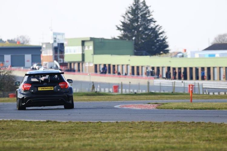 Tom-Oliphant - Ciceley Motorsport Mercedes
