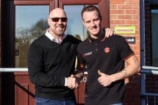 Tommy Bridewell signs for Halsall Racing