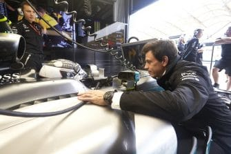 Toto Wolff says Mercedes could survive the departure of any of the Senior technical team