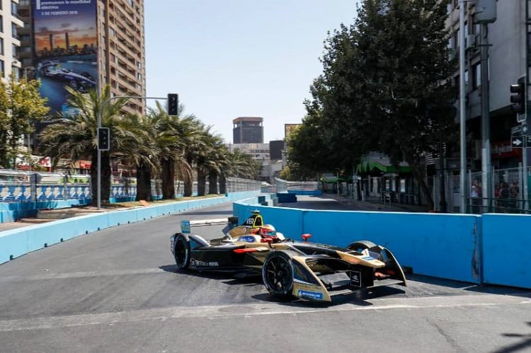 Vergne, Lotterer make history in Santiago
