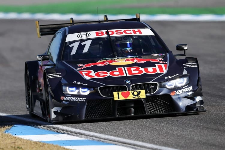 bmw confirm dtm driver numbers for 2018 the checkered flag. Black Bedroom Furniture Sets. Home Design Ideas